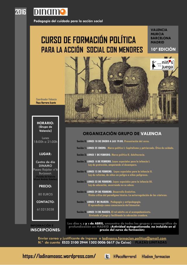 VALENCIA 2016 formación politica menores DINAMO -page-001