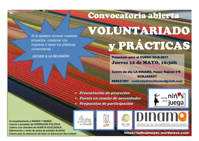 convocatoria voluntariado 2016-07