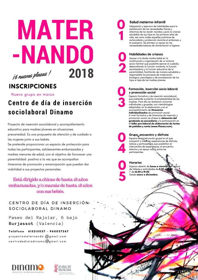 Cartel_Maternando_2018