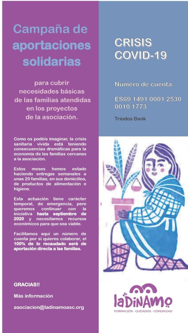 cartel CAJA DE RESISTENCIA jpg